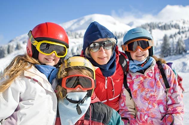 Tout le matériel de ski
