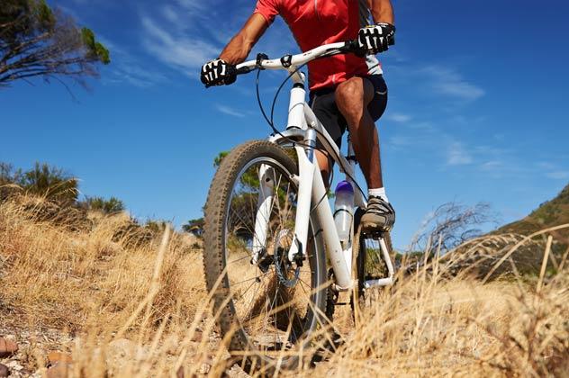 Un environnement superbe pour du VTT loisir ou sportif